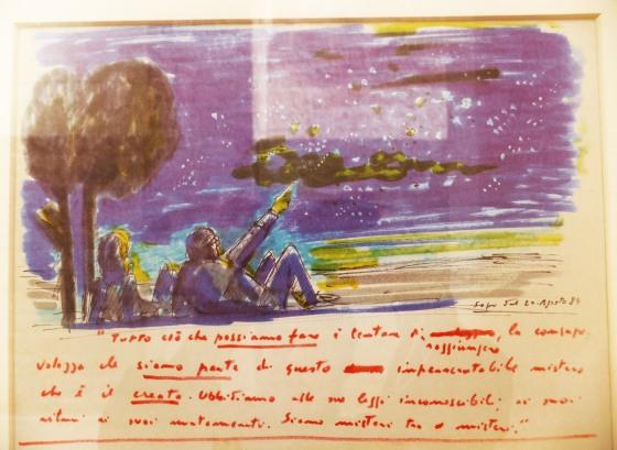 Bifest 2013 - Il libro dei sogni di Fellini - Sala Murat Bari - ph 4 Annalisa Colonna